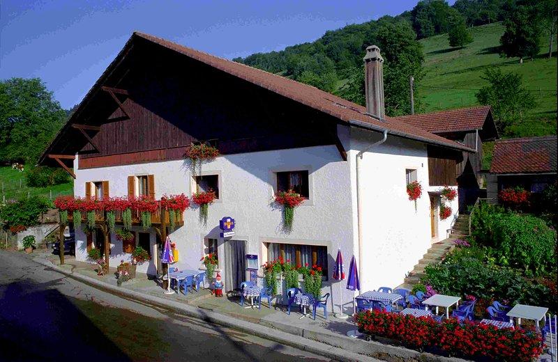 Edelweiss, vacation rental in Mooslargue