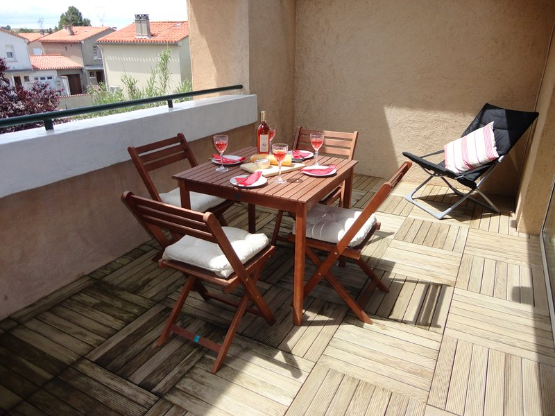 Apartment Limoux 2 Bedrooms in La Redorte, Aude, vacation rental in Puicheric