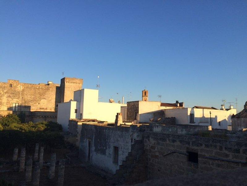 Panorama de la ciudad vieja