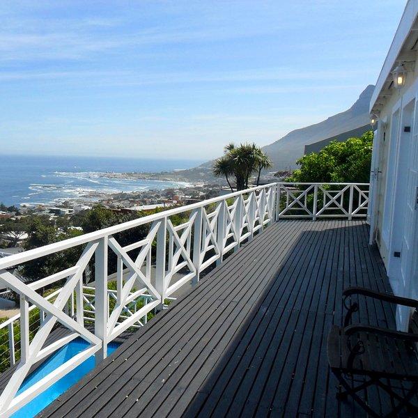 la Baia Camps Bay Ciudad del Cabo vistas impresionantes!