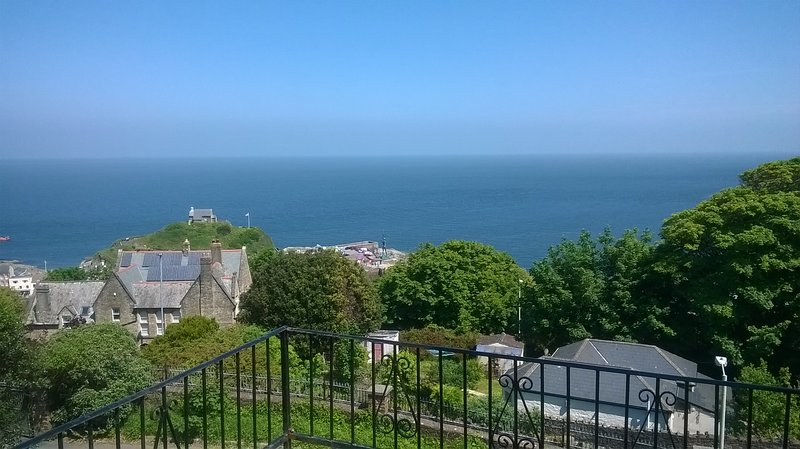Harbour and Verity View holiday apartment, Ferienwohnung in Ilfracombe