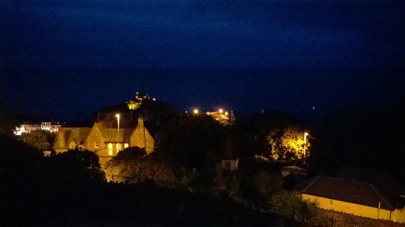 Night view of the Lantern