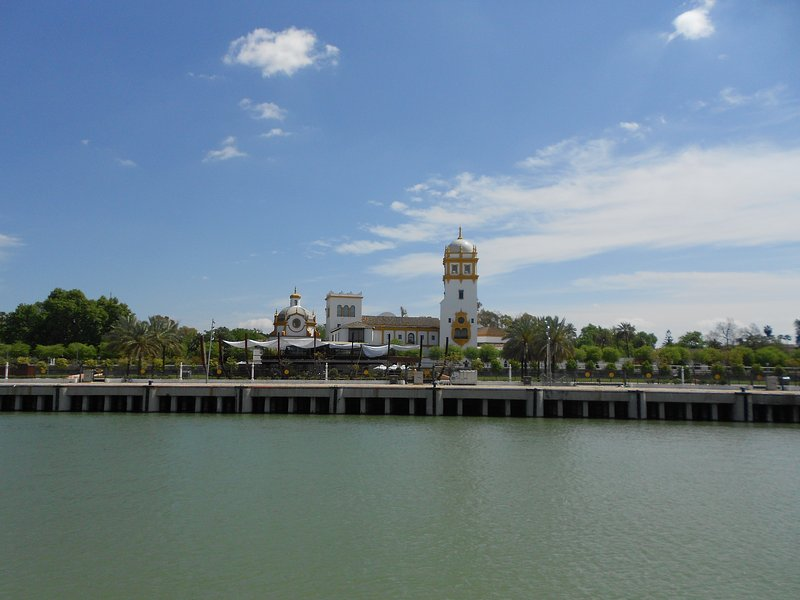 Seville, such history. You can also take the river cruise, lovely way to spend an hour or so.