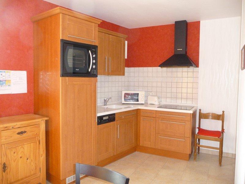 LE SAINT BERNARD 2 à 4 personnes, holiday rental in Echarvines