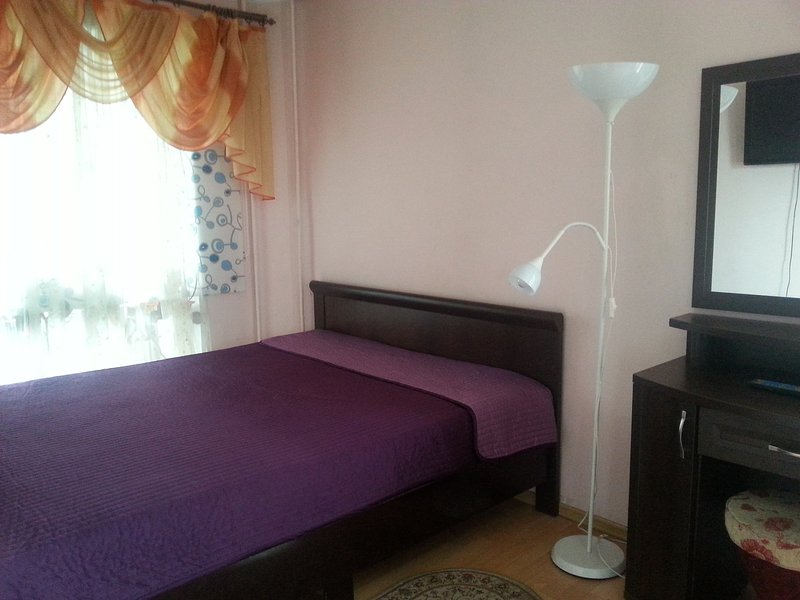 3 комнатная квартира на Линейной 45/1, holiday rental in Berdsk