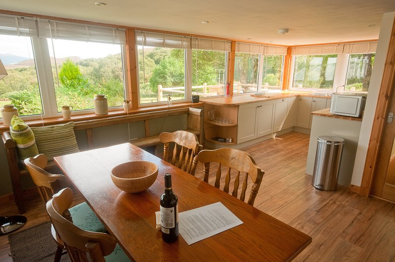 Old Kyle Farm Cottage, holiday rental in Applecross
