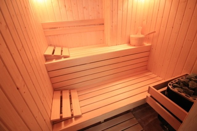 Sauna Rez de chaussée