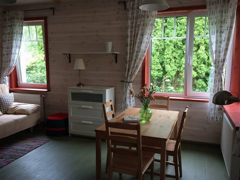 Mister Fox, a guest house in Druskininkai, holiday rental in Alytus County