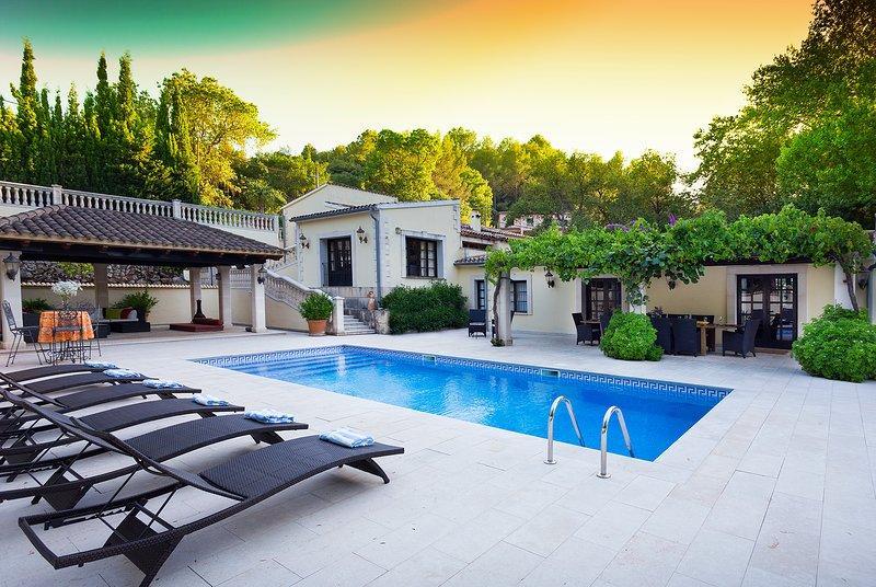 The Sa Taulera Pool View