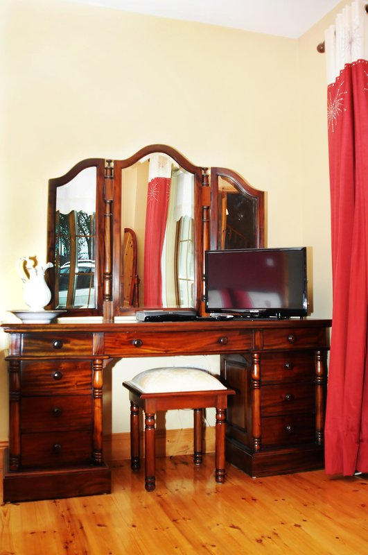 Dressing Table in Our Spacious Michael D Higgins Presidential Suite