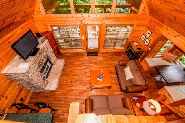 Serenity-2 Dogwood Cabins - ******* - 9054