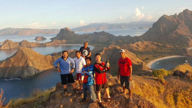 Komodo Island Tours, holiday rental in Badjo
