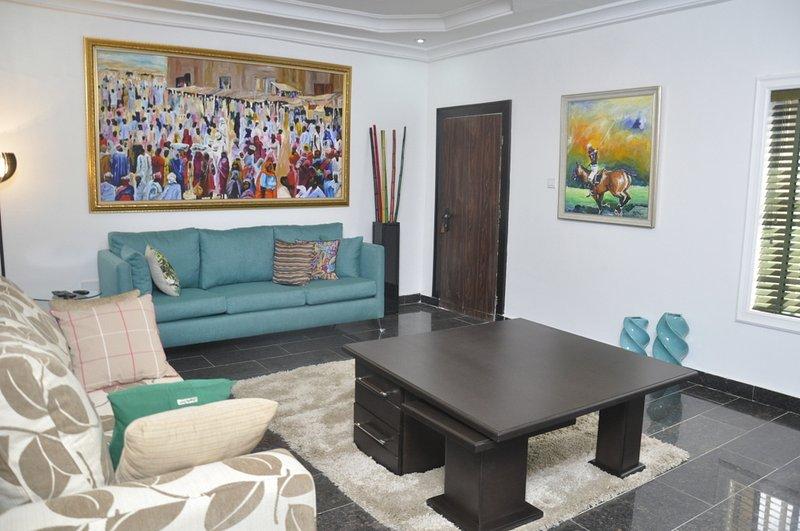 Signature Luxury Apartment-Abuja, alquiler vacacional en Abuja