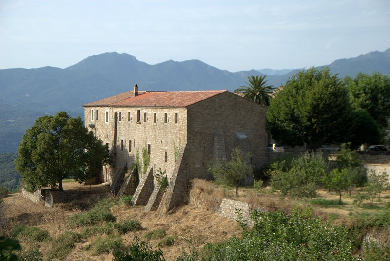 Gîte de l'ancien Couvent St Francois d'Istria, vacation rental in Serra-di-Scopamene