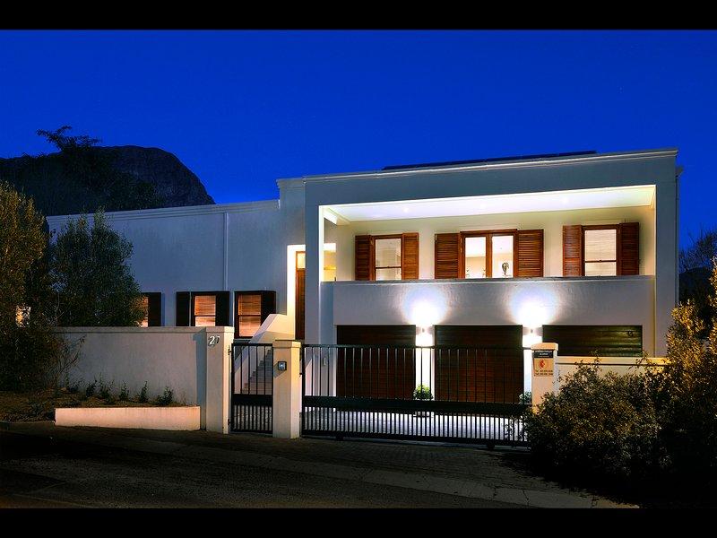 Residence Vive La Vie Guesthouse, location de vacances à Franschhoek