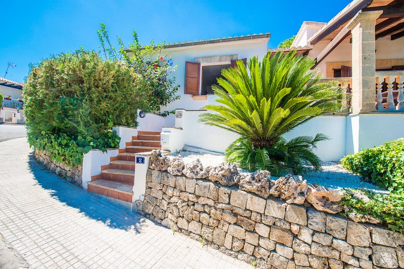 CAN CAIMARI - Chalet for 6 people in Bonaire, casa vacanza a Mal Pas