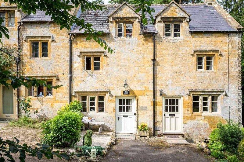 A beautiful, Cotswold stone cottage