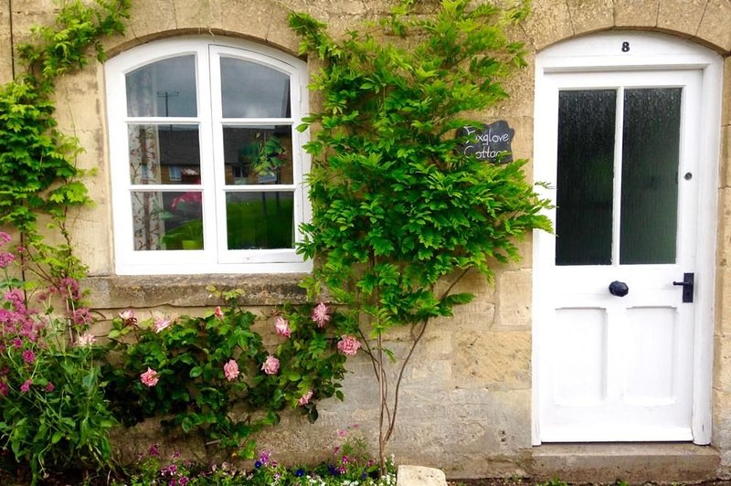 Foxglove Cottage, for a peaceful break in the Cotswolds