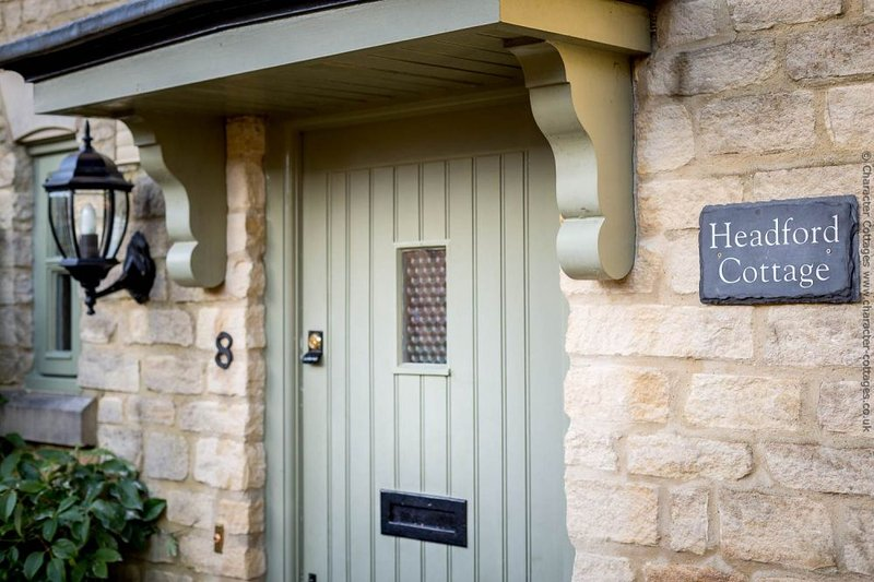Headford Cottage, a great base for exploring the Cotswolds!