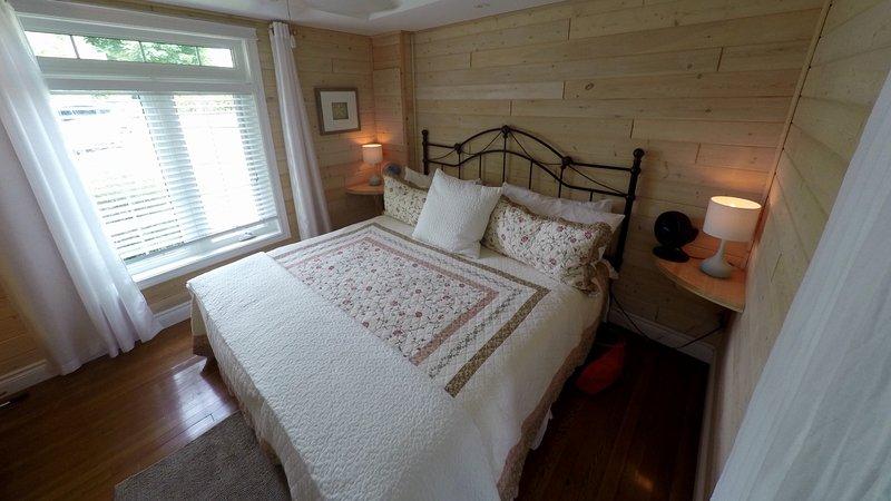 Dormitorio (cama de matrimonio)