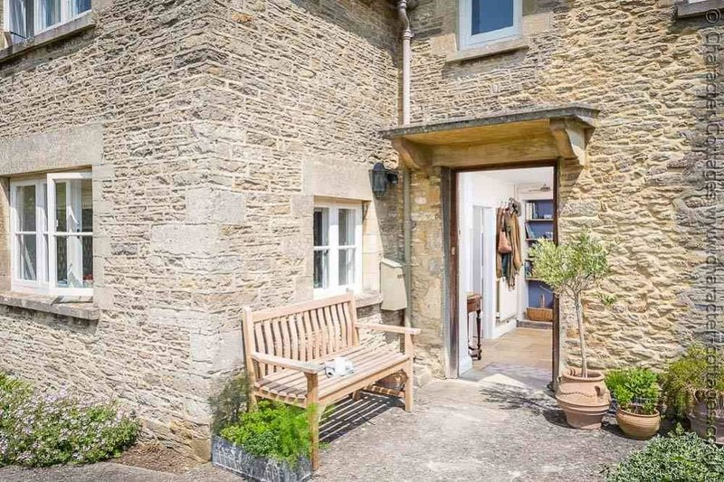 Step inside this characterful period holiday home...