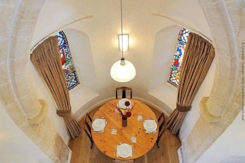A fabulous, converted former chapel, in the village of Northleach