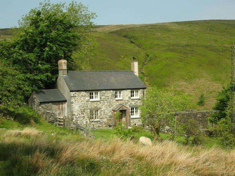 Hafod es el refugio perfecto para el campo
