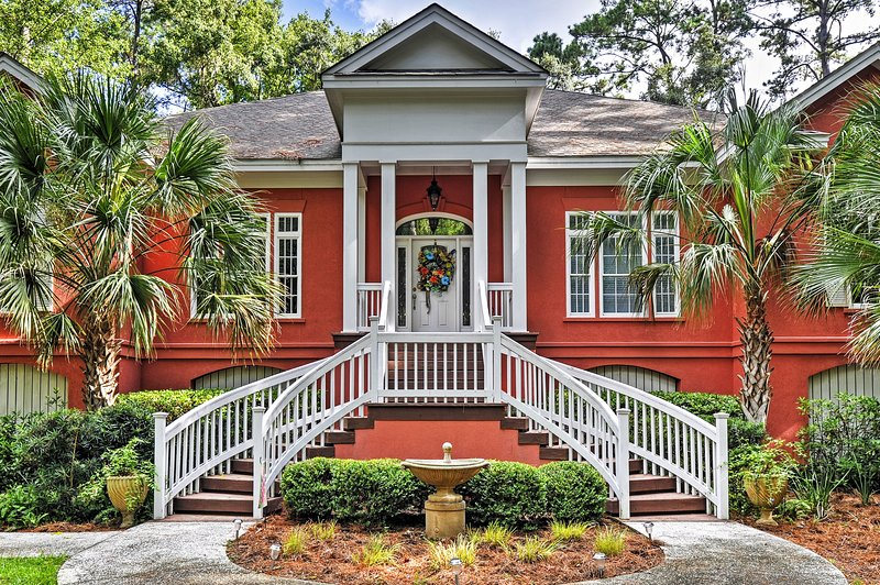 Elevate your South Carolina retreat with this Daufuskie Island vacation rental!