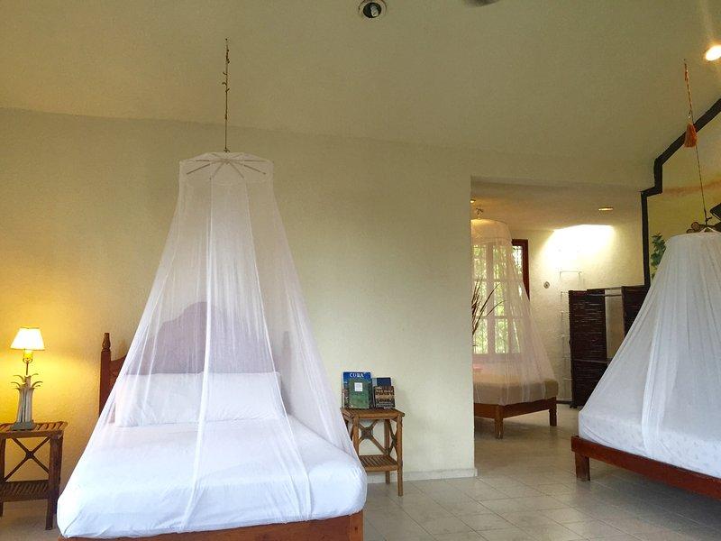 Casa de Piedra Salle privée / Bath