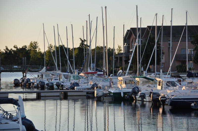 Hourtin-Port e Les Villas du Port