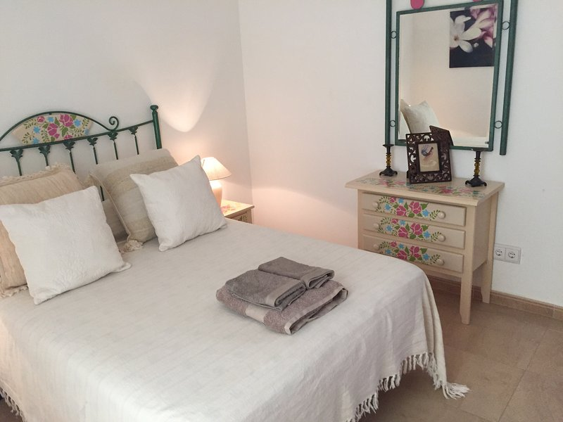 Marine blue apartment Morro Jable, holiday rental in Morro del Jable