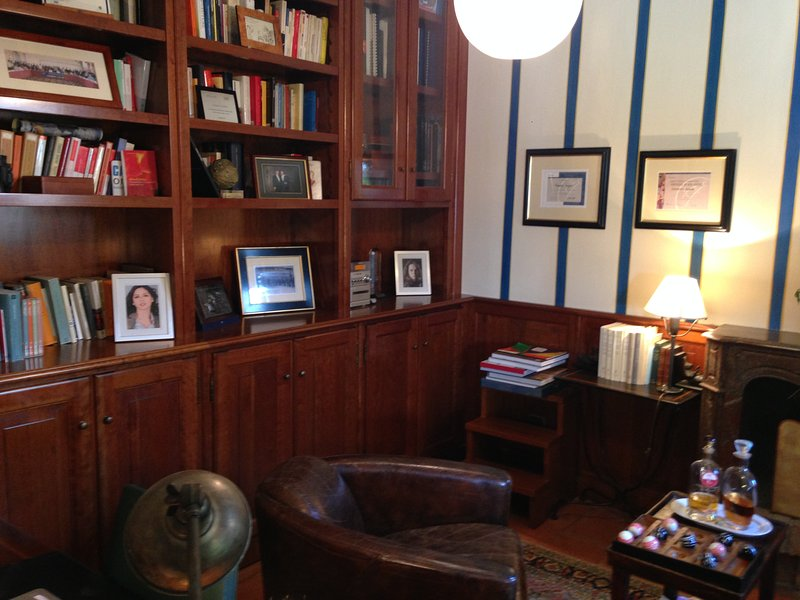 The study where to drink a good grappa or play tic tac toc