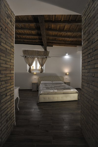 La nostra bellissima ed ampia camera da letto