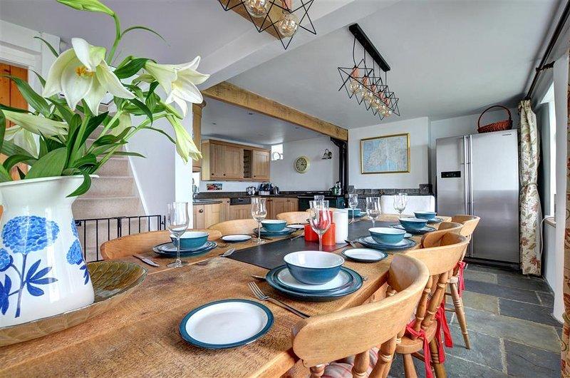 Awelon (FL006), vacation rental in Rhiw