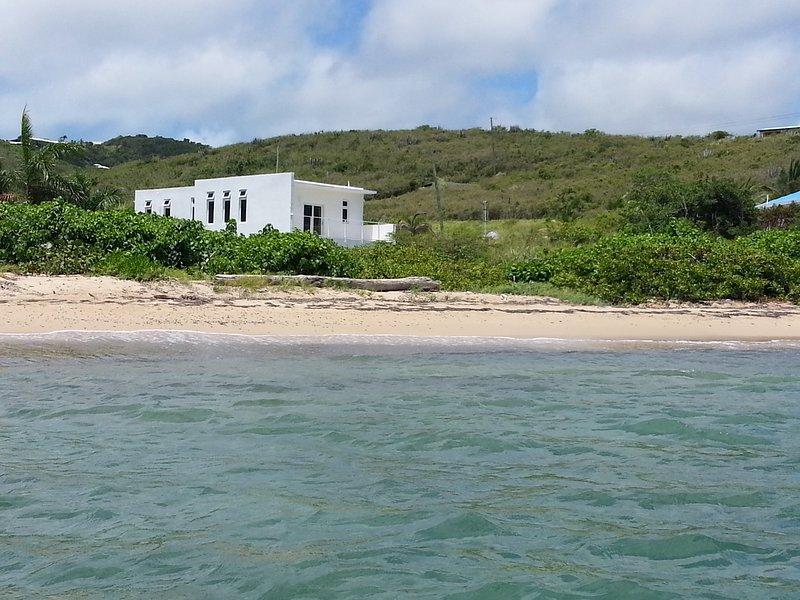 eenzaamheid baai villa