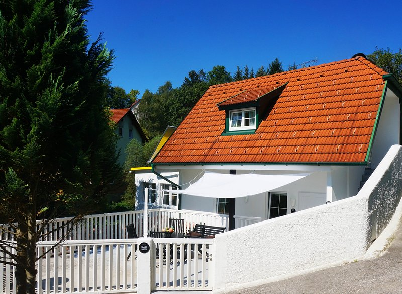 Ferienhaus BLACK & WHITE, vacation rental in Lower Austria