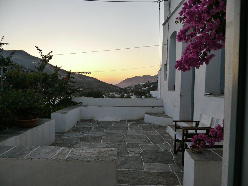A beautiful little house, alquiler vacacional en Sifnos