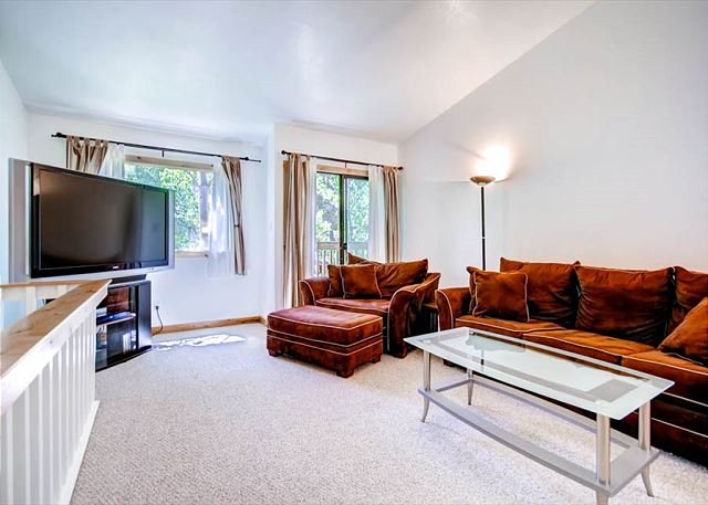 Pitkin Townhome Frisco Colorado Vacation Rentals, holiday rental in Frisco