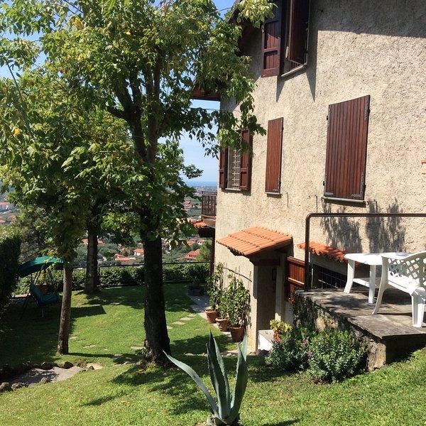 10 Belvedere, holiday rental in Ripa-Pozzi-Querceta-Ponterosso