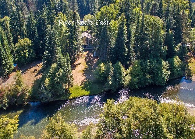 Great Value on the Yakima River! Hot Tub * Fly Fish or Float the River!, casa vacanza a Easton