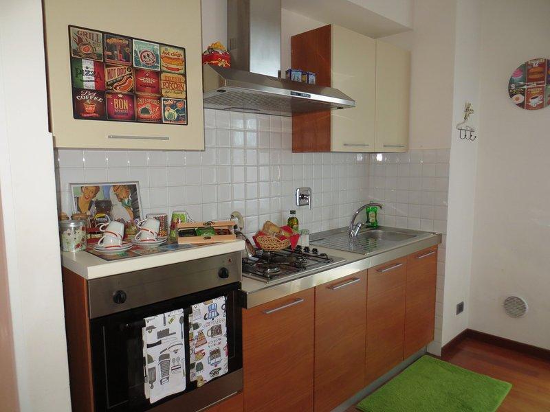 La casa di Federica, at home, holiday rental in San Sisto
