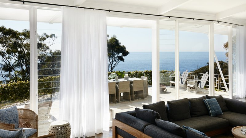 PACIFIC BLUE  - Palm Beach, NSW, vacation rental in Whale Beach