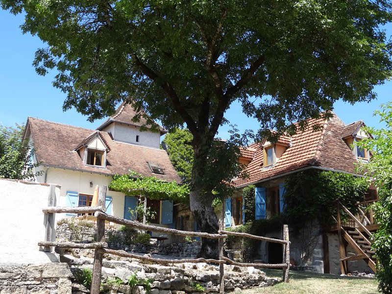 Verger de cocagne, holiday rental in Meyssac