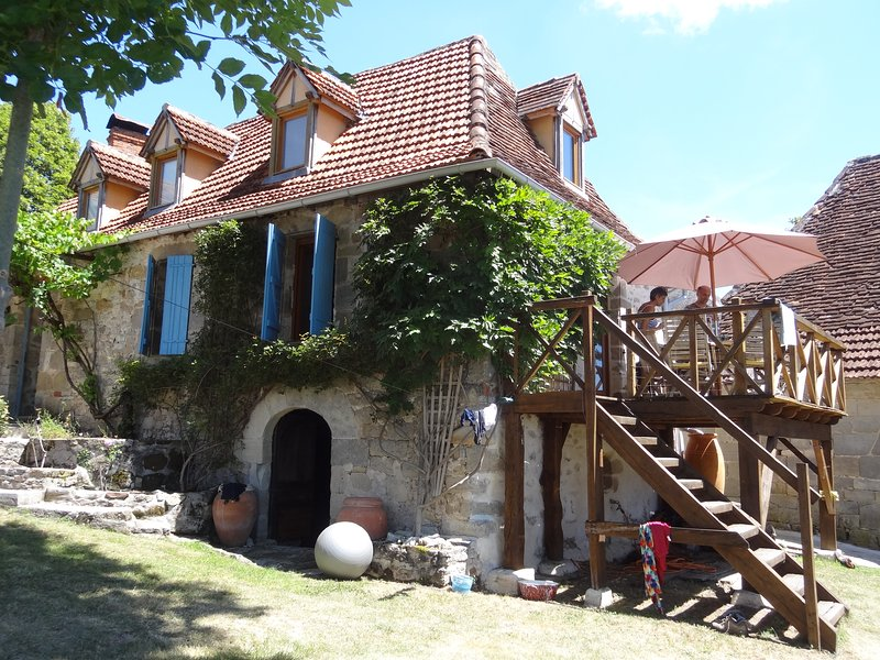 Le Noyer, holiday rental in Meyssac