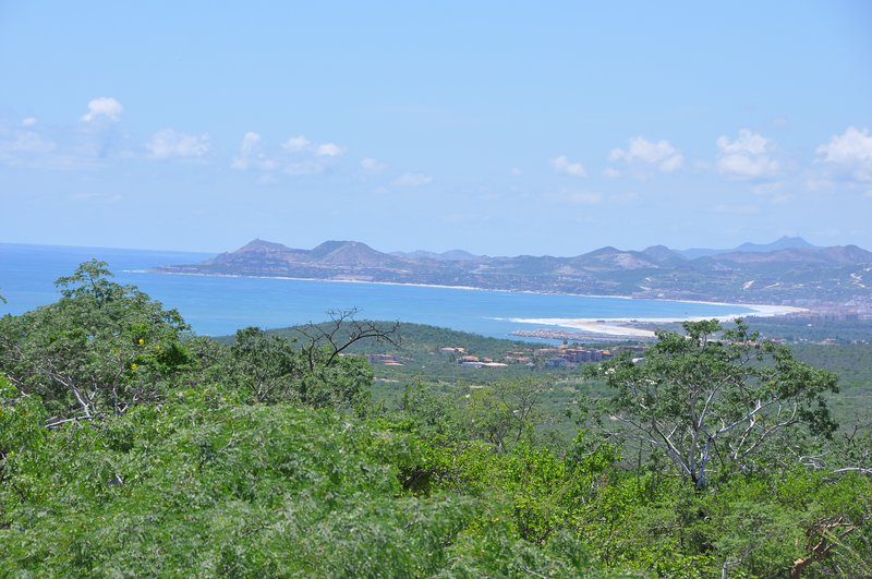 The Bay of San Jose Del Cabo.