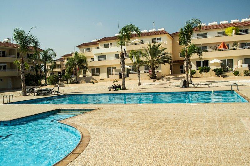 Nissa Apartment, 2 bedrooms near Nissi Beach, vacation rental in Ayia Napa