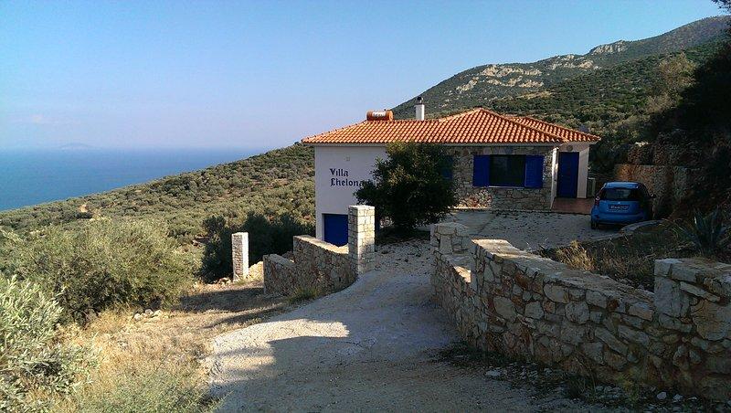 Villa Chalona., vacation rental in Paralio Astros