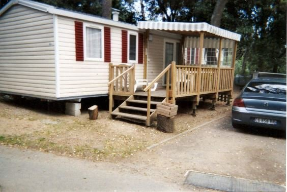 Location de mon Mobil Home, holiday rental in Saint Viaud