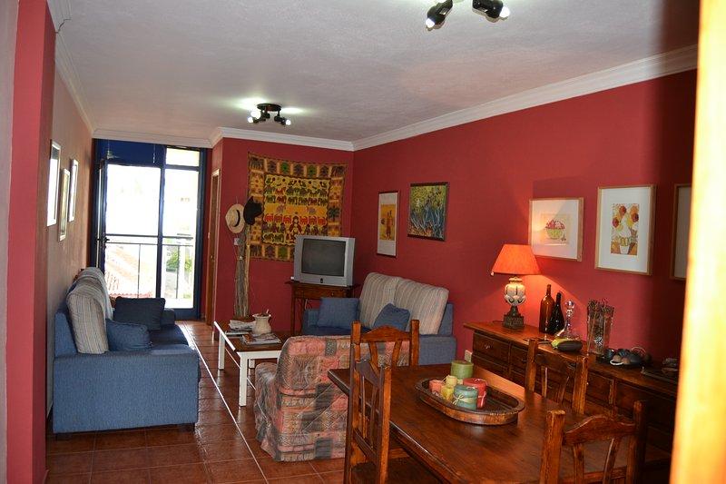 Bonito y amplio piso en Los LLanos de Aridane, vacation rental in Barros