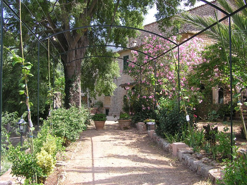 New Listing: A hidden jewel 900 m from Soller town centre, at the base of the Tramontana mountains.